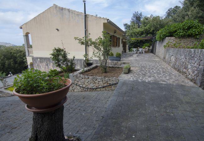 Chalet en Escorca - Chalet Serra Tramuntana Lluc