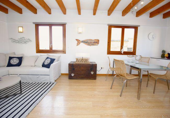 Apartamento en Palma de Mallorca - Sant Miquel Homes Penthouse