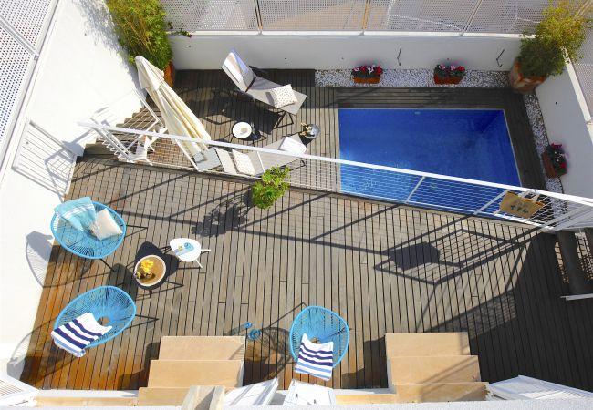 Casa adosada en Palma de Mallorca - Palma sea view Home