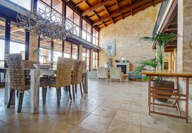 Villa en Colònia de Sant Jordi - Quality Villa Es Trenc