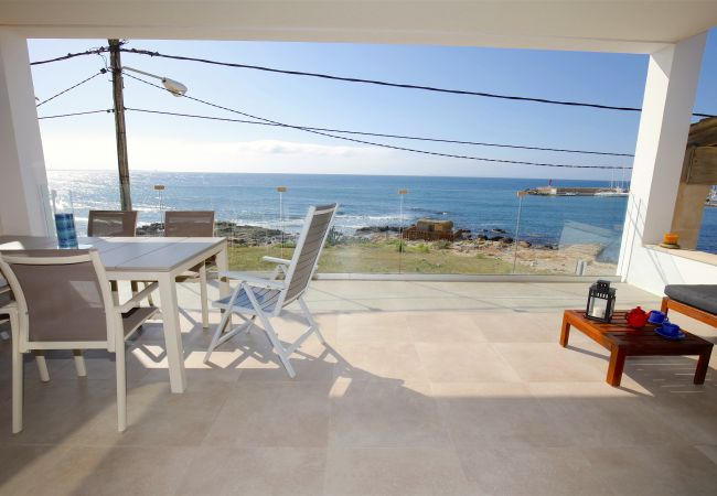 Apartamento en Llucmajor - Familiar apartamento frente al mar