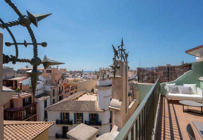 Apartment in Palma  - L´Aguila Suites Penthouse