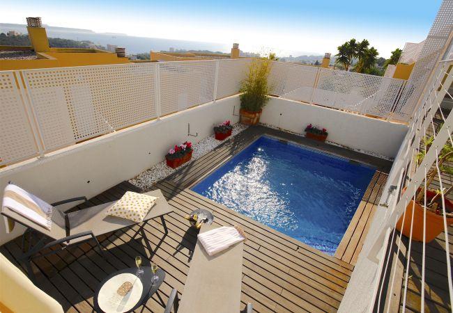 Townhouse in Palma de Mallorca - Palma sea view Home